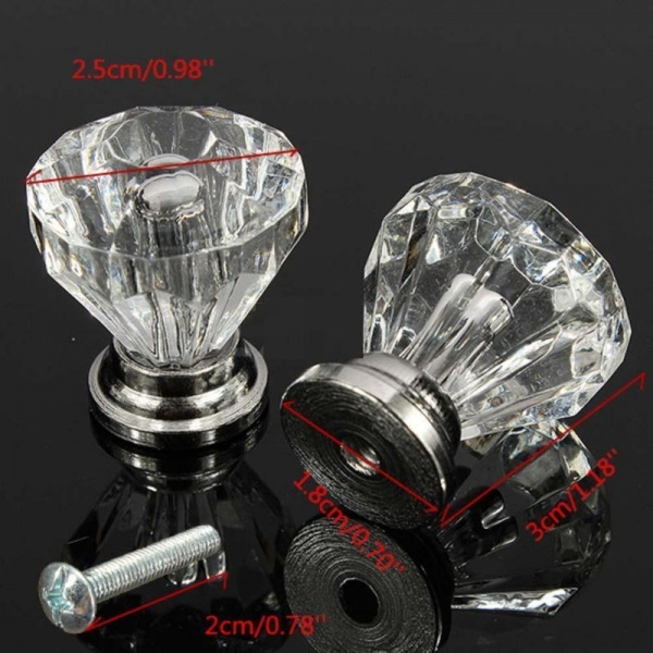 produkter krystall knotter til skap skuffer krystall knotter til skap ...