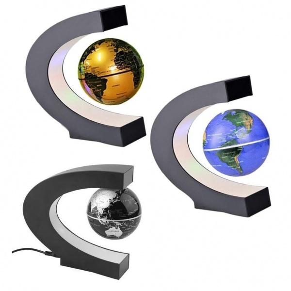 Massivt Svevende Globus - Billigmarkedet.no XV63